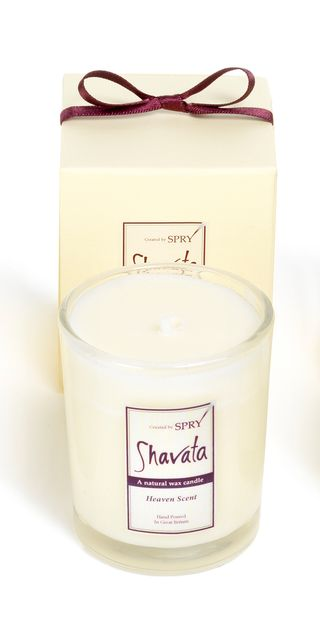 Blog - shavata candle pic
