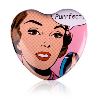 MAD Beauty 'Pop Heart Soap - Purrfect' £5-1.99 at www.madbeauty.com