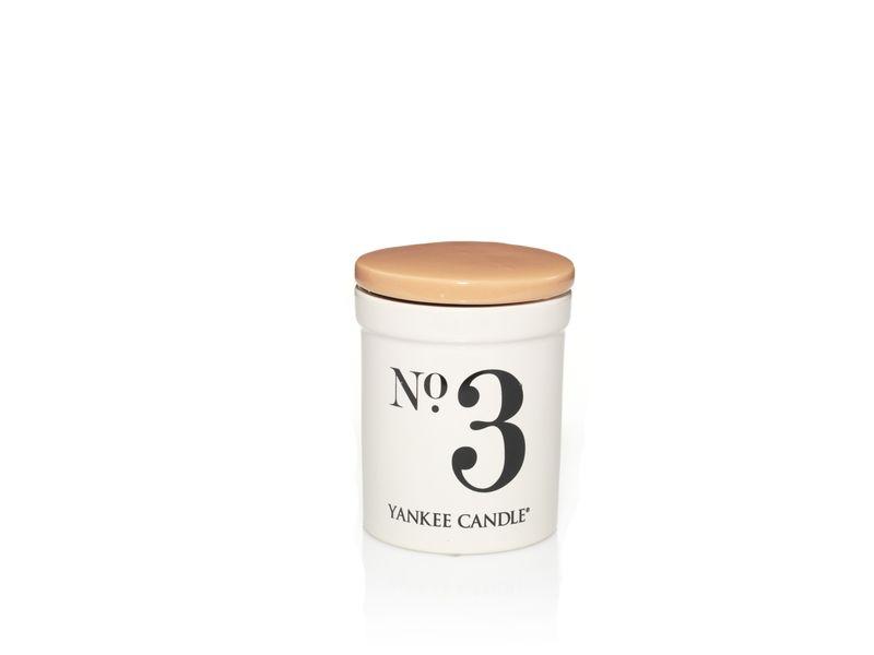 No. 3 Coconut & Mandarin - YC Ceramic Tumbler