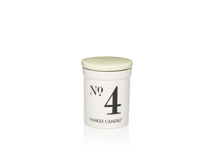 No. 4 Coconut & Lime - YC Ceramic Tumbler