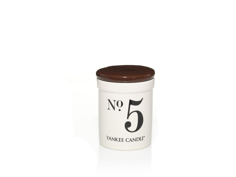 No. 5 Coconut & Vanilla Bean  - YC Ceramic Tumbler
