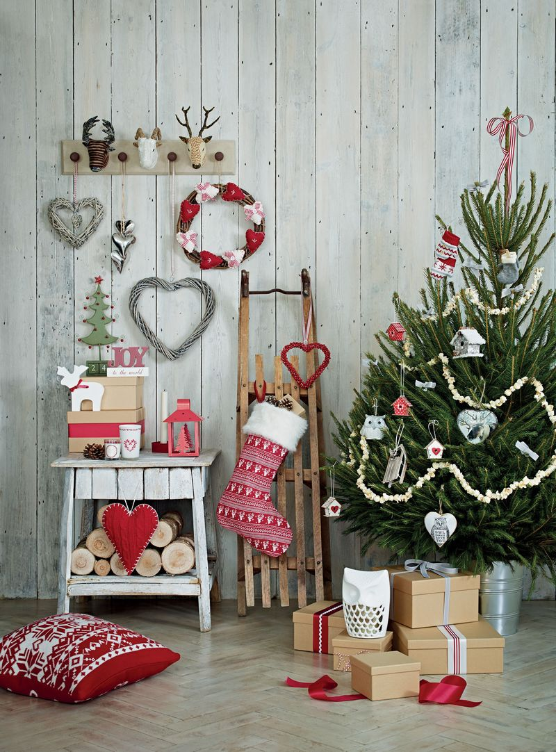 Nordic christmas ornaments - Debenhams Nordic Christmas