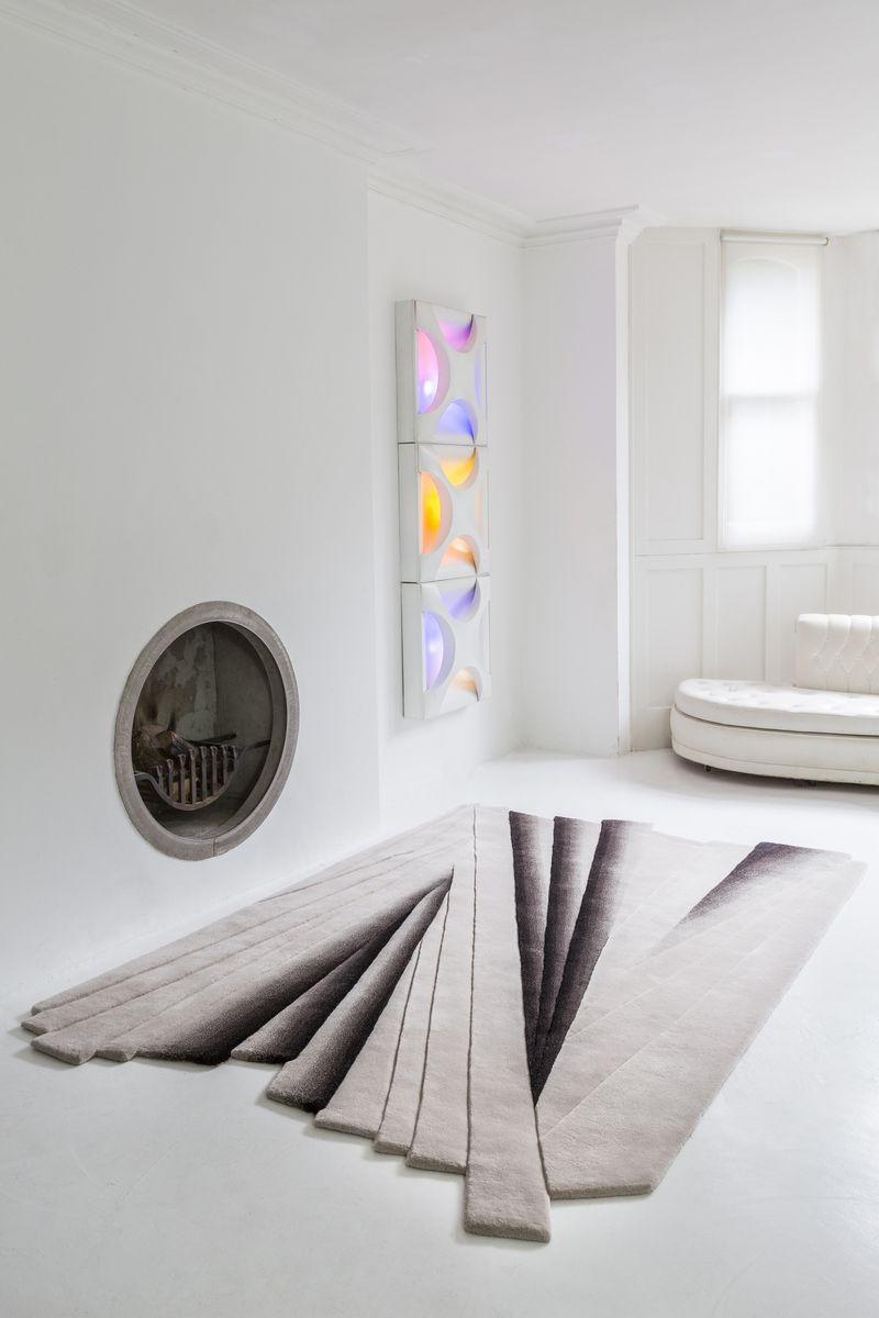 Top Floor - Jazz Age collection - Harlow rug - lifestyle - Portrait (3)