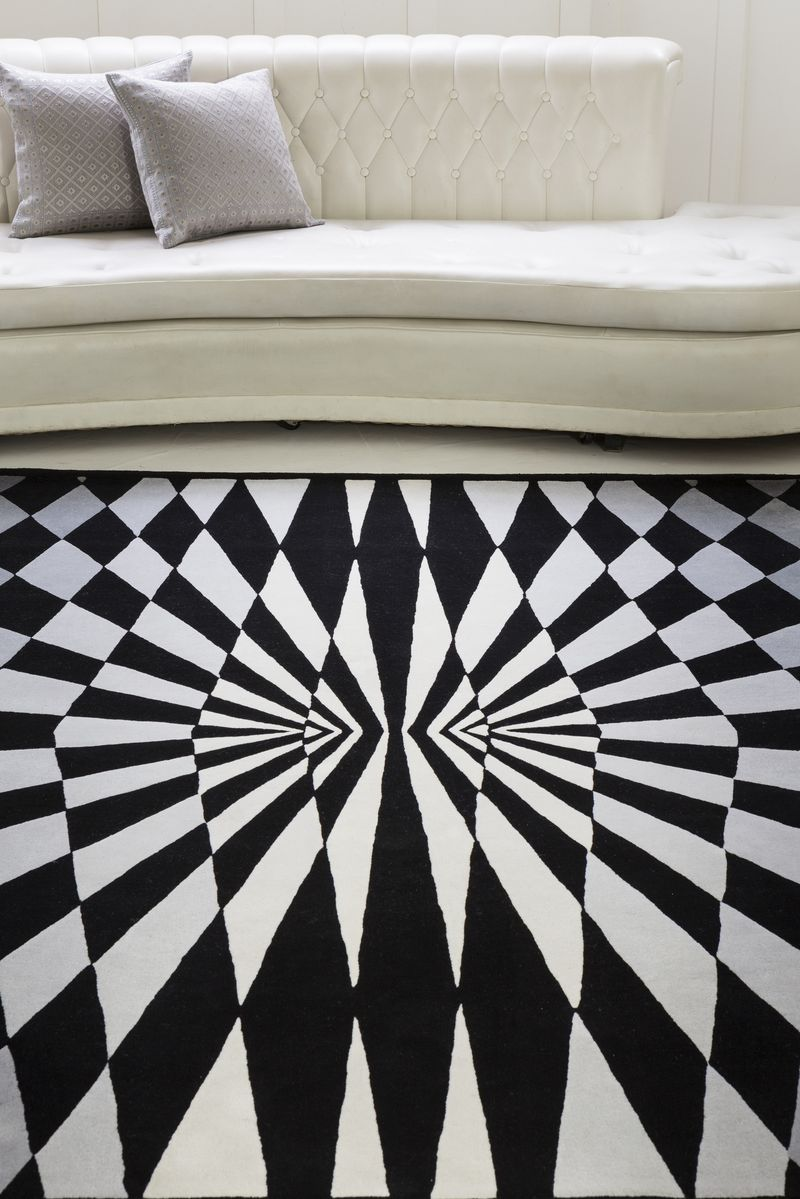 Top Floor Rugs Inspired By The Art Deco