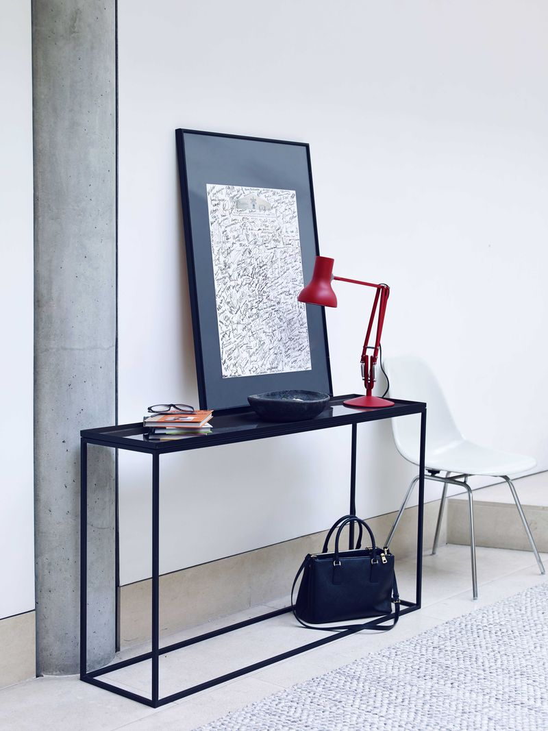 Content by Conran - Mica enamelled console table - lifestyle - Portrait