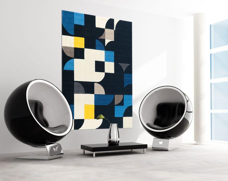 ACHICA Rug Art Espina Jeff Banks modern home 3105-53-120180.NS.402.2