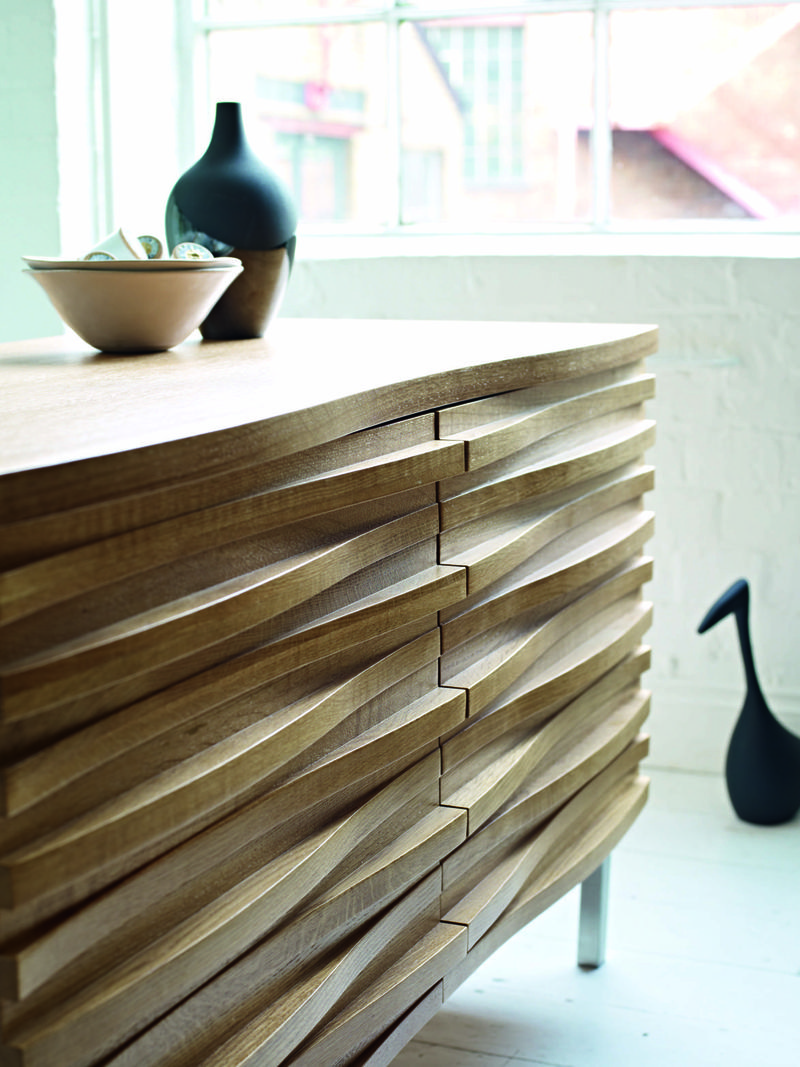 Content by Conran - Wave sideboard  lifestyle - Portrait