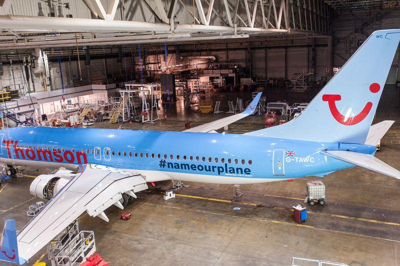 Thomsonplane