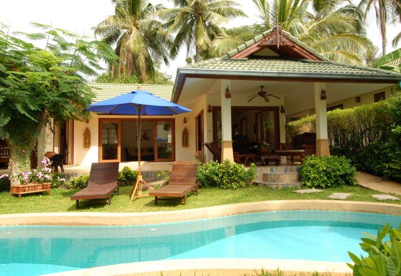 Idyllic Samuir Deluxe Villa Thailand - 53634