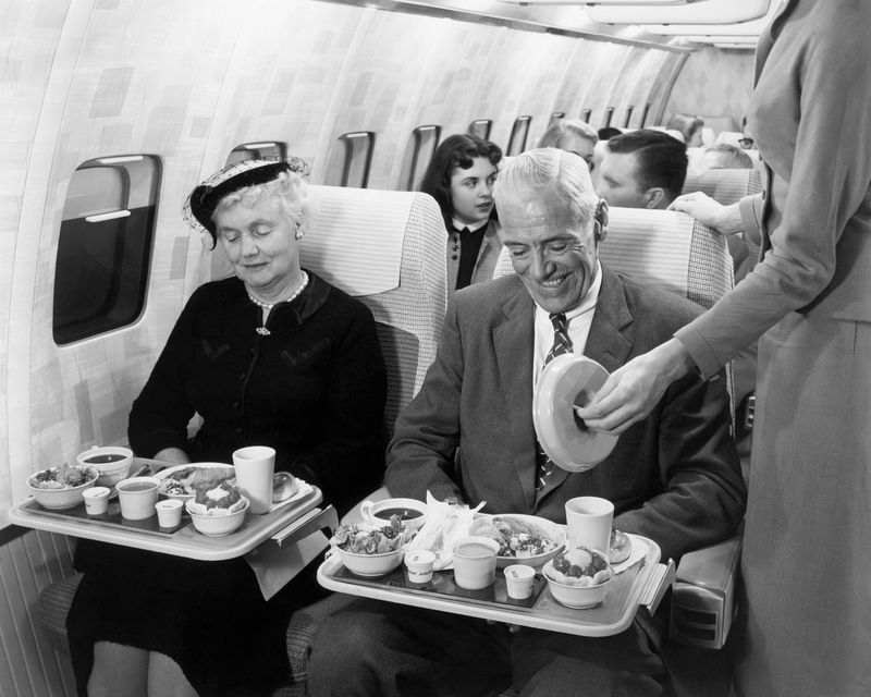 AirlinemealCORBIS