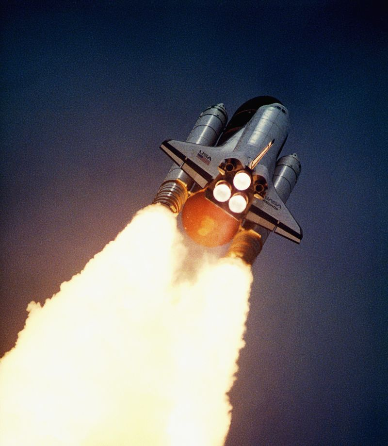 SpaceshuttleatlantisCORBIS