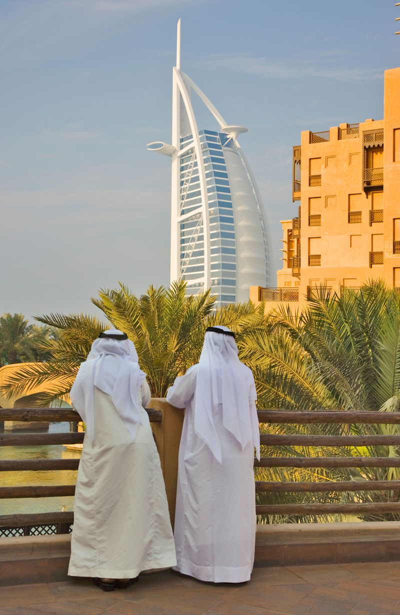 The Dark Side Of Dubai Locals Look To Enforce A Dress Code For