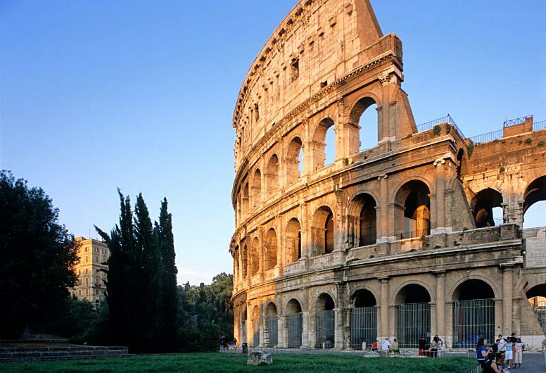 ColosseumALAMY