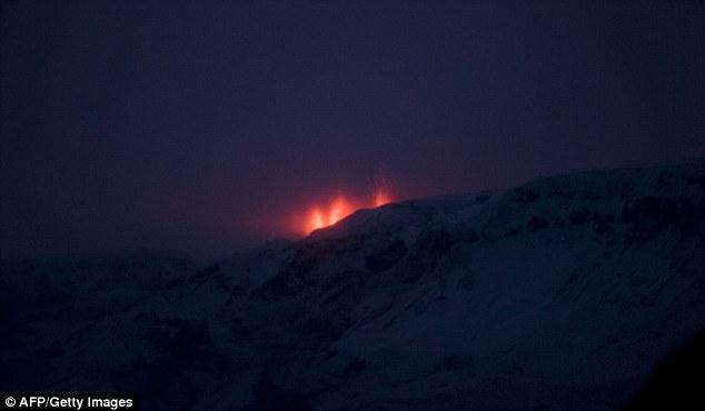 IcelandvolcanoAFPgetty