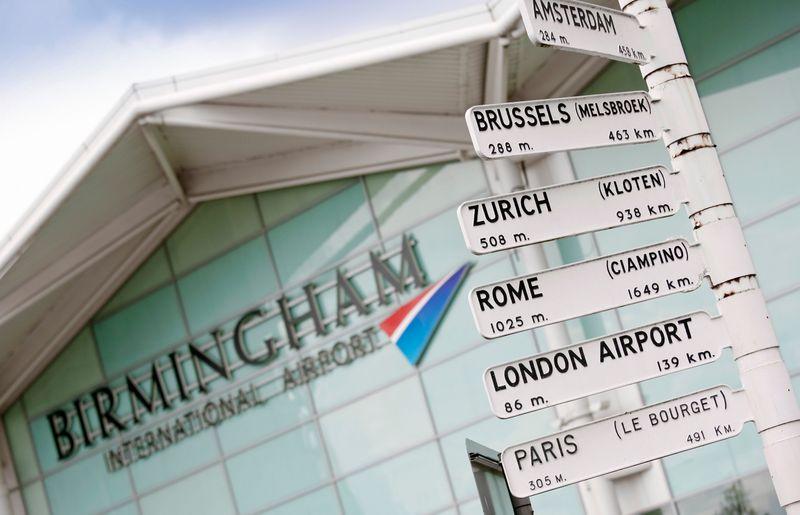BirminghamairportALAMY