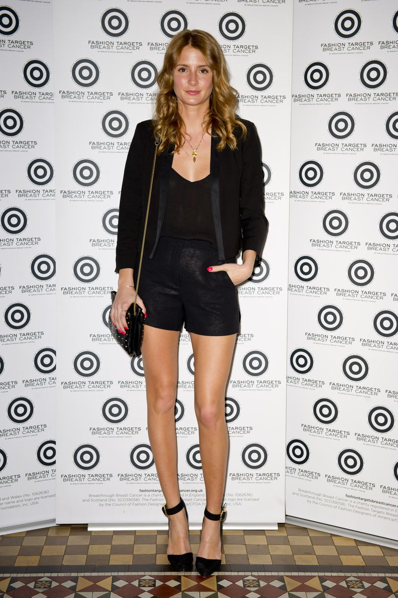 Millie Mackintosh - Fashion Targets Breast Cancer launch party