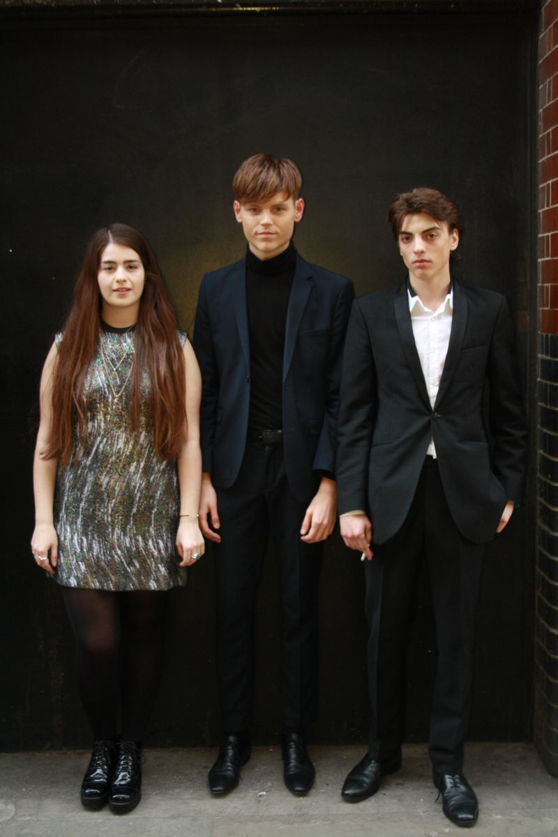 Lily Bloom, Conor Fitzgerald-Bond & Sascha Bailey - The Something Else Collective
