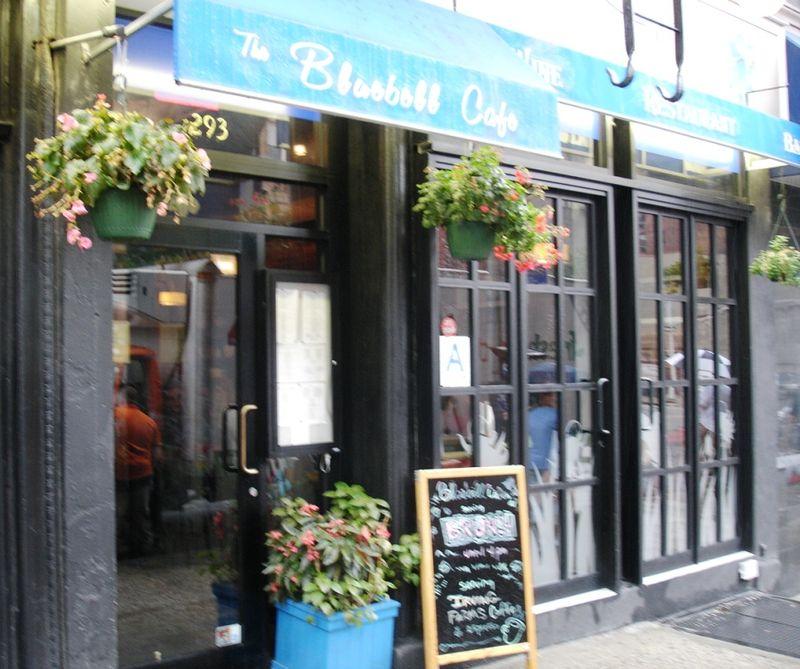 Bluebell entrance