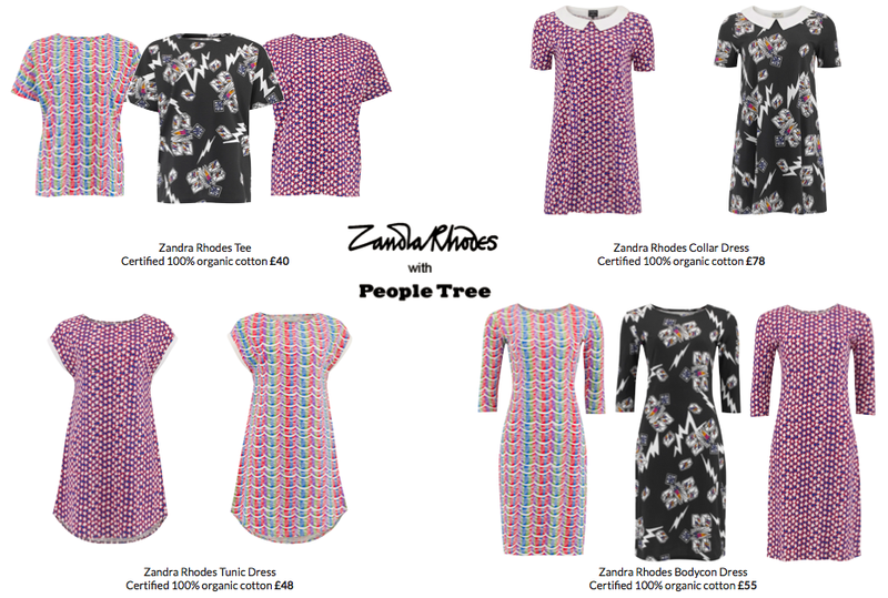 Zandra rhodes people tree