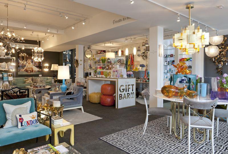 Jonathan Adler - Notting Hill store interior - Portrait