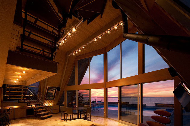 New York Fire Island Interior 2