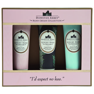 Downton Abbey Hand Cream Collection