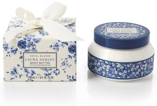 Laura Ashley Royal Bloom Body Butter, £6.00 from Boots