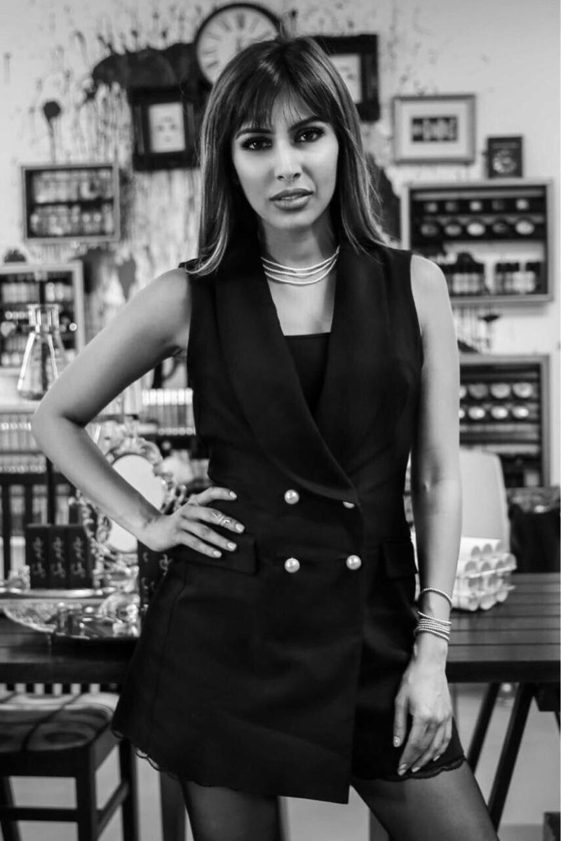International Professional Makeup Artist Sabika Al-Rashed