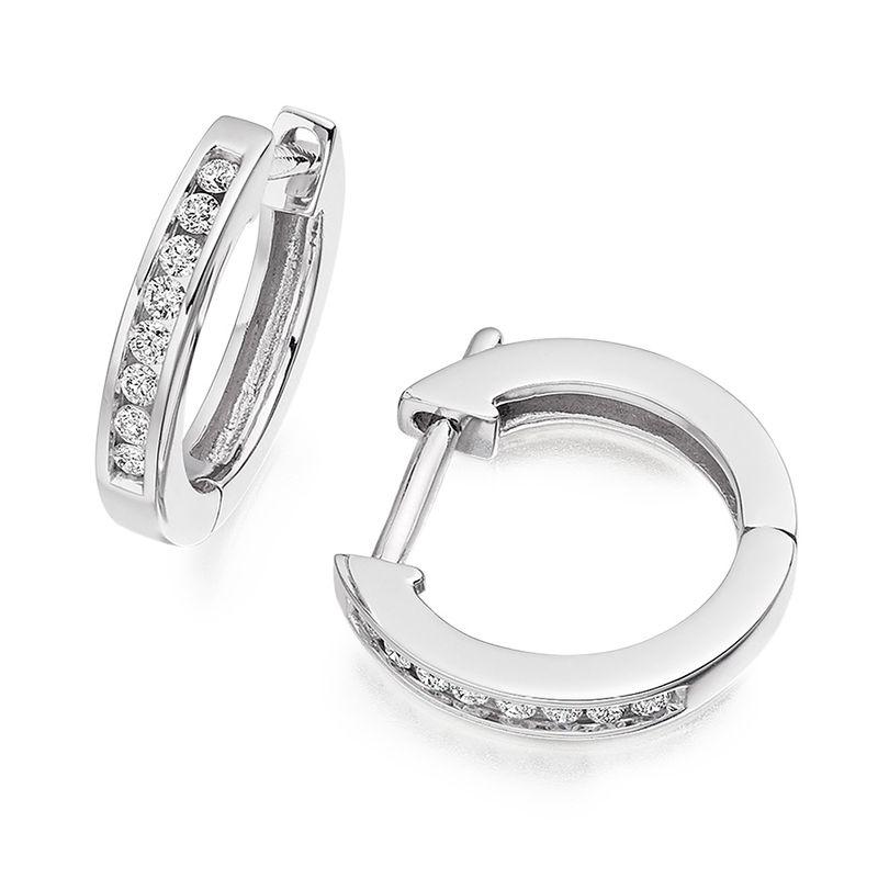 Vashi Diamond earrings