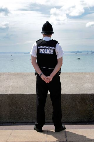 AD147840854A policeman with