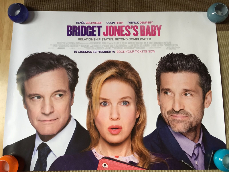 Set-of-4-Bridget-Joness-Baby-ORIGINAL-UK