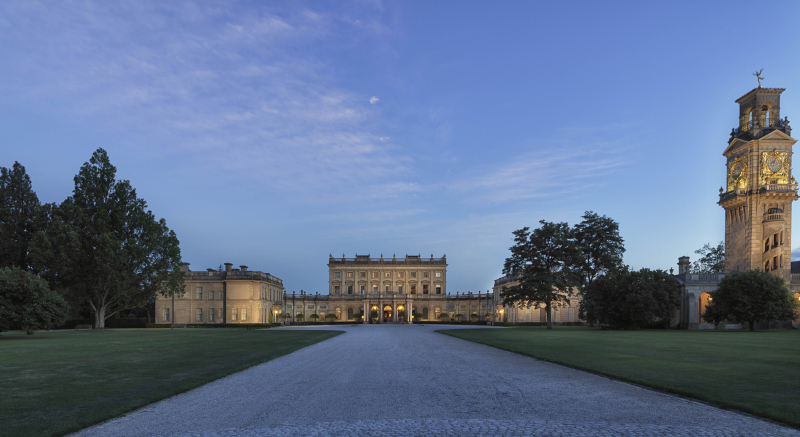 Cliveden - Exterior Shots - Main Mansion (1)