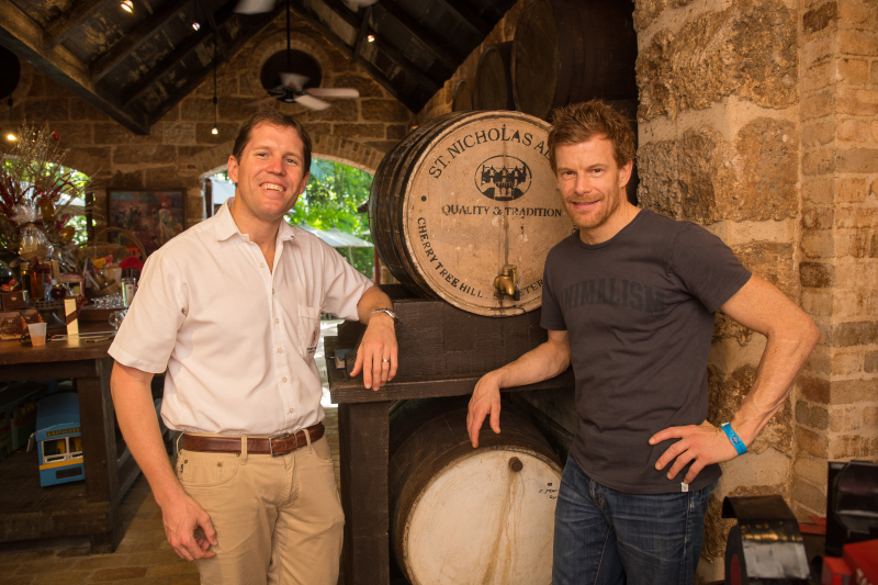 BTMI Tom Aikens Food & Rum 2017-27