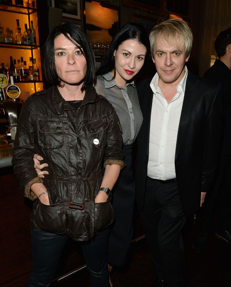 Sue Webster Nefer Suvio Nick Rhodes