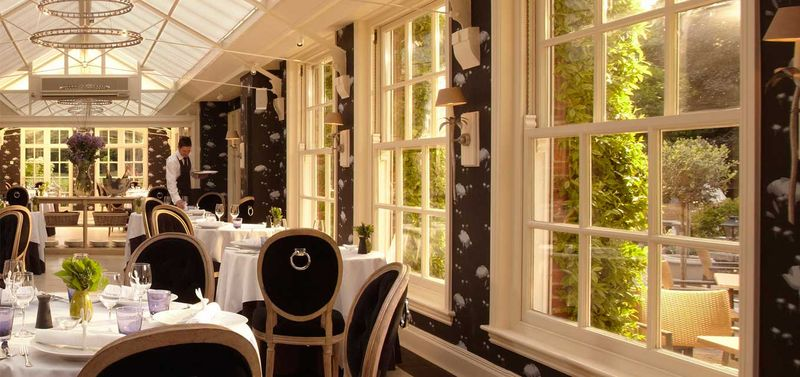 Chewton Glen Restaurant