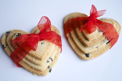Organix Love Heart Biscuits