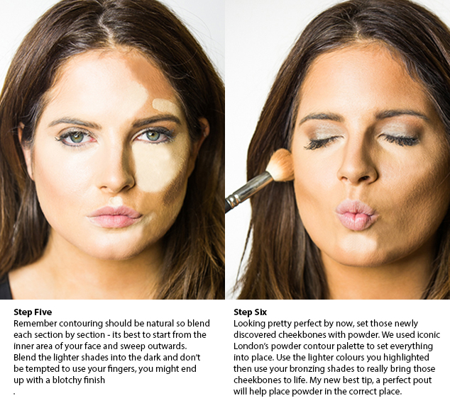 Contouring Craze: How to get chiselled cheeks like selfie queen ...