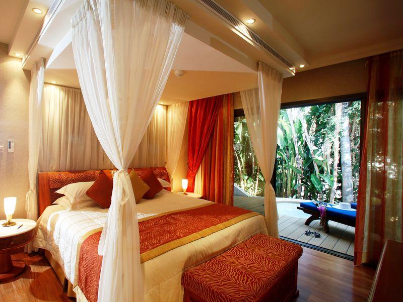 7 Garden Suite 908 Bedroom