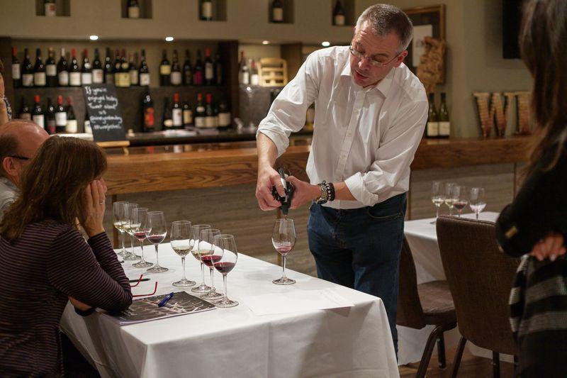 The Vineyard Wine Tasting
