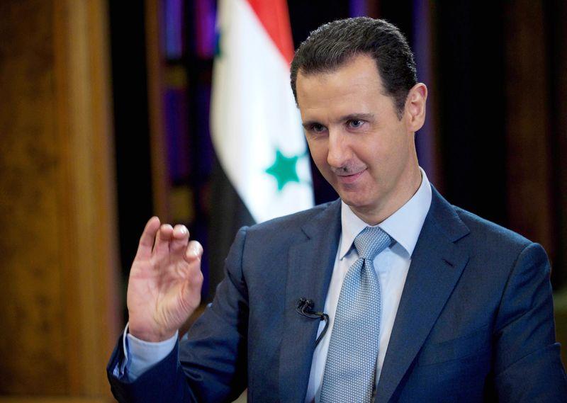AD159395537Syrian President