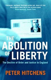 Abolition of Liberty cover