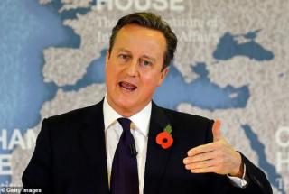 Mr Cameron