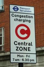 Congestionchargeoldsign